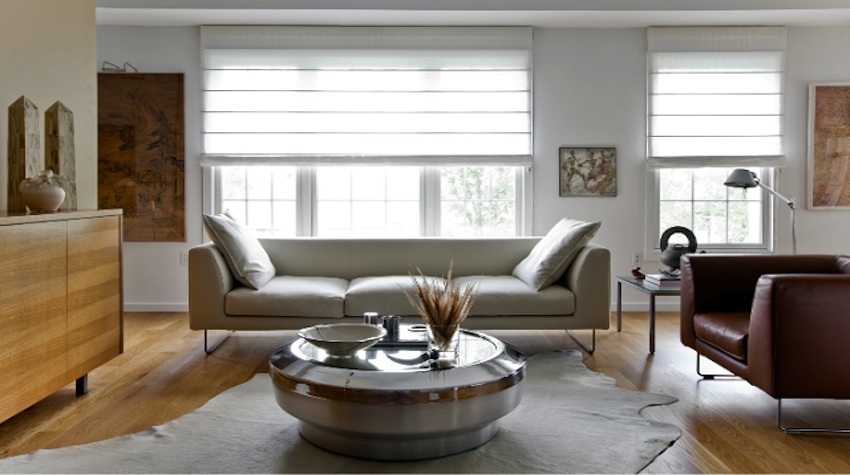 Light Colors for Drapes and Walls