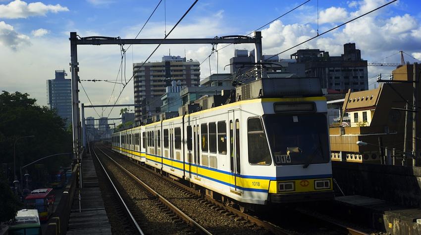Metro Manila's LRT