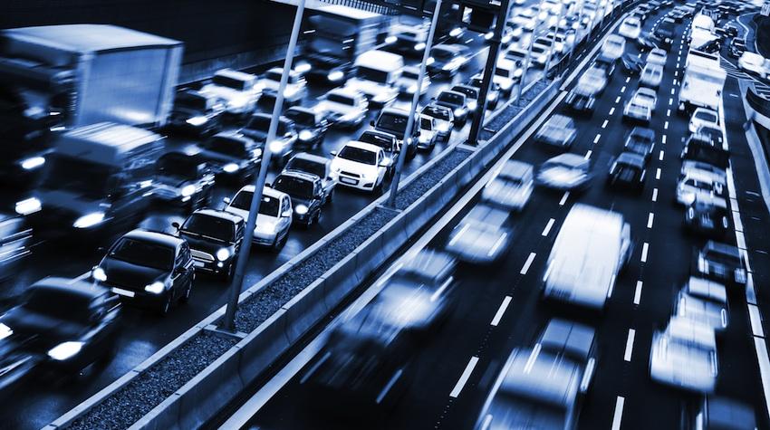 Metro Manila's traffic