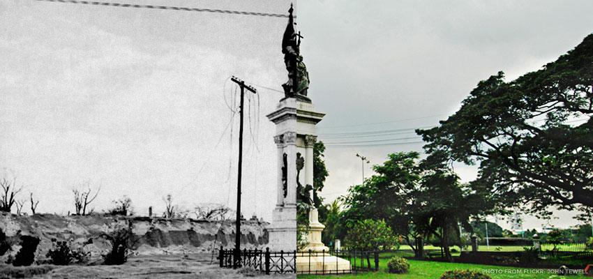 Legaspi-Urdaneta Monument