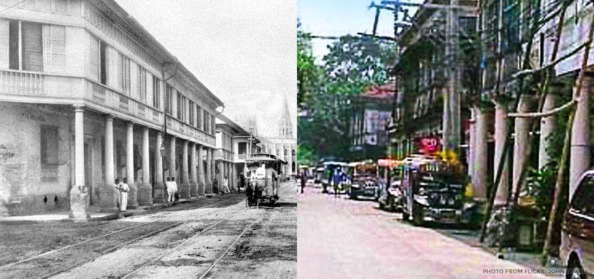Hidalgo Street Quiapo