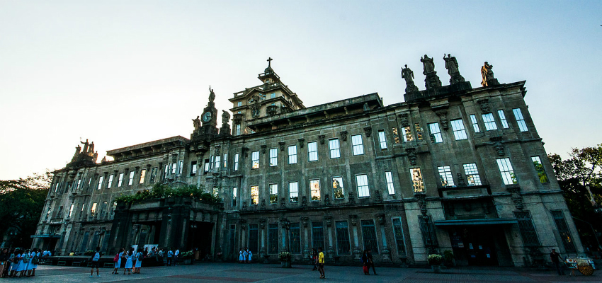 Famous Architecture Buildings In The Philippines 16 iconic architectural structures in the philippines - zipmatch