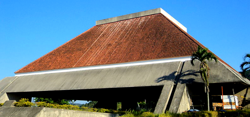16 iconic architectural structures in the philippines for Art architectural